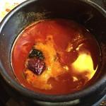 61364598 - 2017.1.12  辛つけ麺のスープ