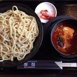 61364609 - 2017.1.12  辛つけ麺 麺大盛り