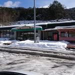 安佐サービスエリア(下り線)レストラン - 2017年1月 外観