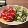 千林駅前カフェ - 料理写真:オムライス  ¥680