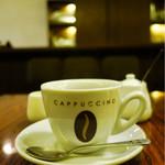 ブーガルーカフェ - アメリカーノ  ¥500