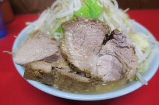ラーメン二郎 新潟店 - 豚