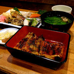 いけす - 葵定食(¥3000)。どれも親しみのこもった味。(^^♪