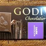 ゴディバ 神戸三田プレミアム・アウトレット - ダークチョコレート72%