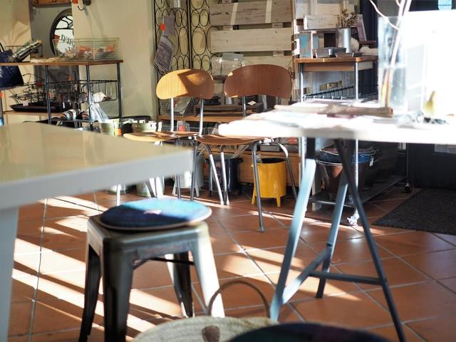 ビノワ カフェ - 店内