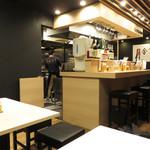 金菜亭 - 夜は、バラエティに富む麺メニューに加えて、居酒屋メニューも色々あるみたいです。