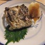 小料理 椿 - 焼き魚(