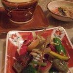 The みます屋 - 季節野菜と京生麩の西京フォンデュ