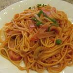 ロマン - スパゲティーナポリタン 700円