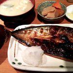 まんぷく食堂 - 焼き魚定食