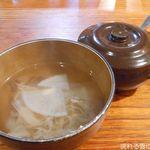オムニ食堂 - スープとコチュジャン