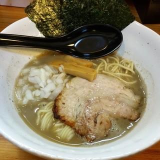 いのうえ - 料理写真:らーめん 700円