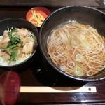 蕎麦人弁慶 -