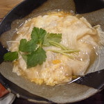 いもせ - 湯葉とじ蕎麦