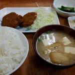 おふくろ食堂 - 料理写真:日替わり定食