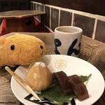 61374713 - お茶菓子セット