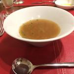ショコレア - オニオンスープ