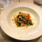 トラットリア・ダ・フェリーチェ - 菜の花としらすのパスタ