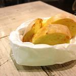トラットリア・ダ・フェリーチェ - 自家製パン