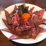 レッポジーニカフェ - 料理写真:ローストビーフ丼