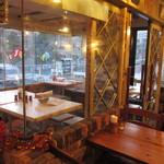 ラ・カシータ - うーんオシャレ 代官山の街が見渡せる席で食事☆彡