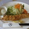 まるたんぼう - 料理写真:箸より長いエビフライ
