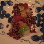 小割烹おはし あきはばらりびんぐ - 鮮魚のカルパッチョ