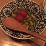 小割烹おはし あきはばらりびんぐ - 前菜