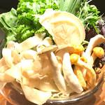 61378801 - 山盛り野菜