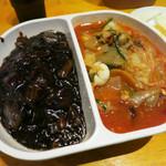 ジャジャン麺ハウス - チャンジャミョン 1200円