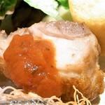デ・ボン・クール - チキンのトマトソース