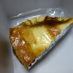 トロイカ - 名物のチーズケーキ