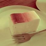 喫茶葦島 - 三条チーズケーキ