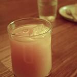 喫茶葦島 - オレンジジュース