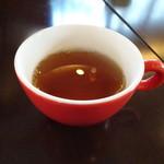 mokumokuとまとcafe - 紅茶