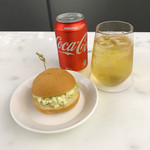 The Wing Business Class Lounge - 料理写真: