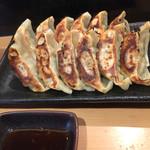 餃子の山 本八幡 - 焼き餃子(^∇^)