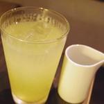 珈舎 - 伊豆の檸檬ジュース