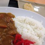 はなまるうどん - カレーライス+とり天(520円)