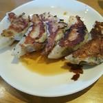 西村麺業 - 餃子
