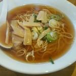西村麺業 - 料理写真:中華そば(大)