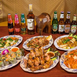 タイ料理サバイ・サバイ