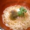 村上 - 料理写真:辛味おろしうどん(温)