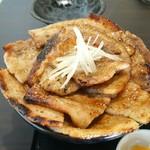 ぶたや - 料理写真:豚丼(バラ・大)
