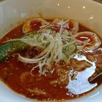 麺つし馬 - 担々麺 700円