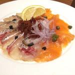 61388356 - 横浜中央市場直送鮮魚のカルパッチョ