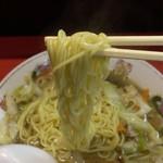 中華三原 - 麺リフト