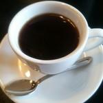 お食事処 きん太 - 食後のコーヒー
