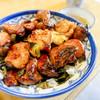 やきとり 宮川 - 料理写真:やき鳥丼