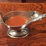 アルカサール - オリジナルソースが美味しい